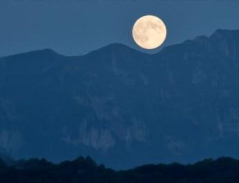luna paesaggio