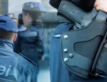 polizia svizzera