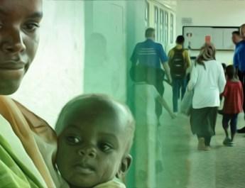 rifugiati madre bambino rimpatri