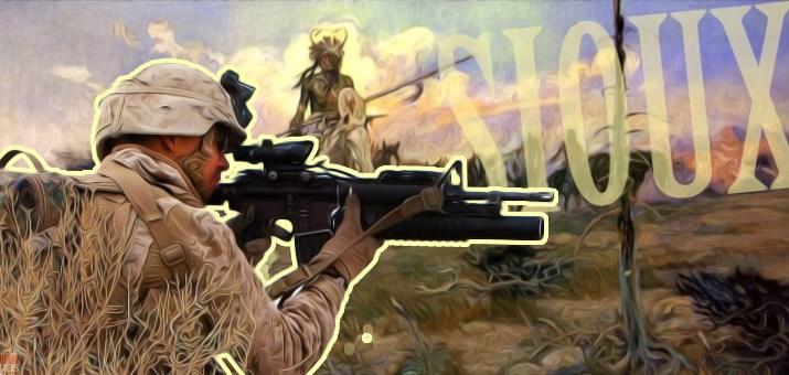 soldato USA copia