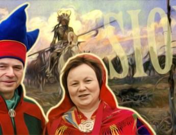 sioux sami