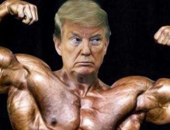 trump muscoli