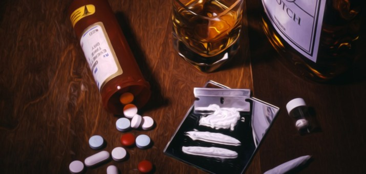 alcool droghe