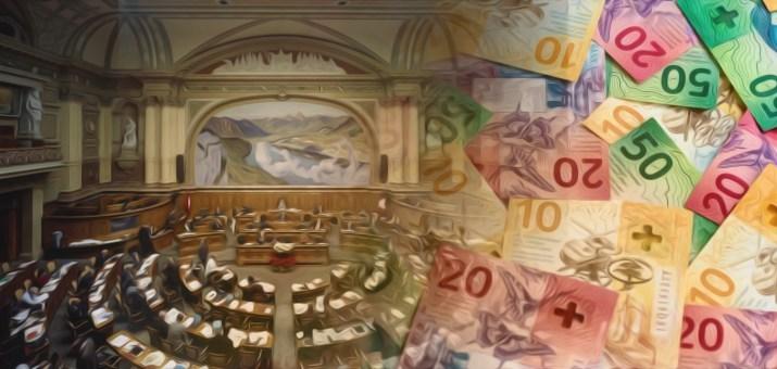 parlamento soldi