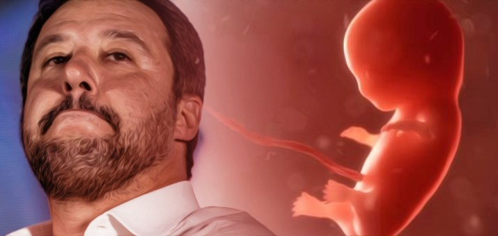 salvini aborto
