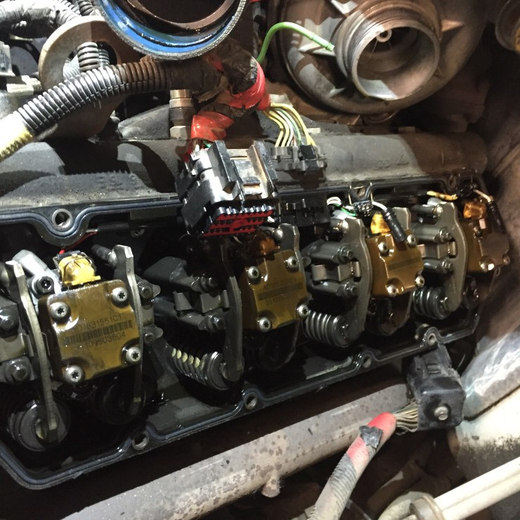 7.3L Ford Powerstroke Injectors