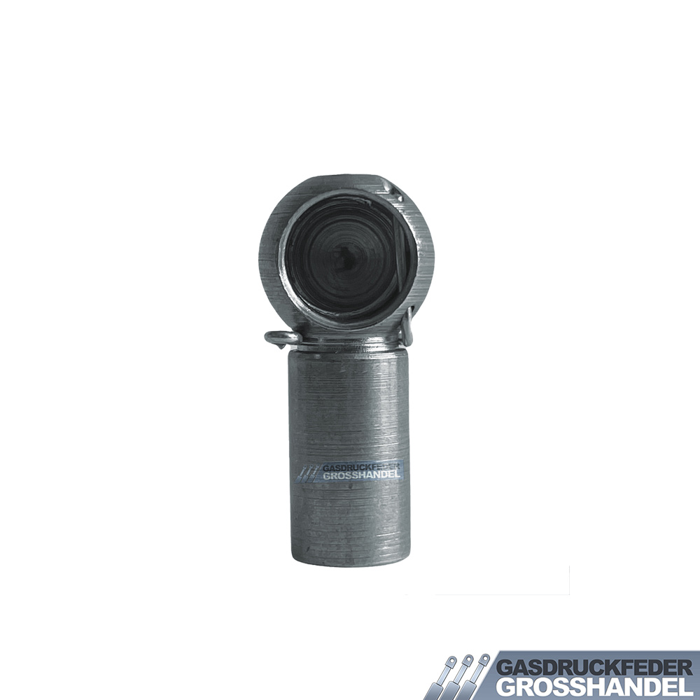 Gasdruckfeder Gasdruckdämpfer Zubehör Kugelkopf Aufnahme M8