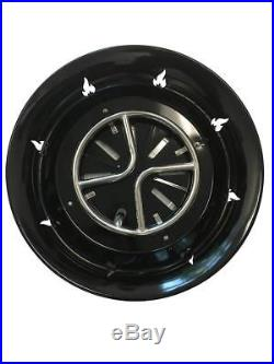 Outland Firebowl 863 Cypress Outdoor Portable Propane Gas ... on Outland Living Cypress Fire Pit id=91172