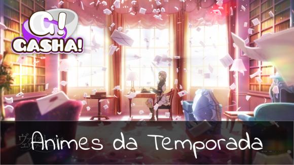 Banner - Animes da Temporada