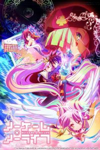 Imagem do anime Isekai No Game No Life