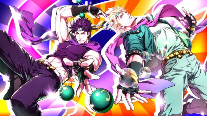 Imagem promocional do segundo arco do anime.