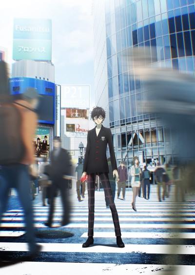 Capa - Persona 5 The Animation