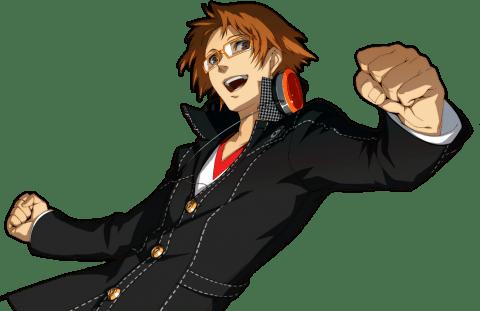 Yusuke - Persona 4