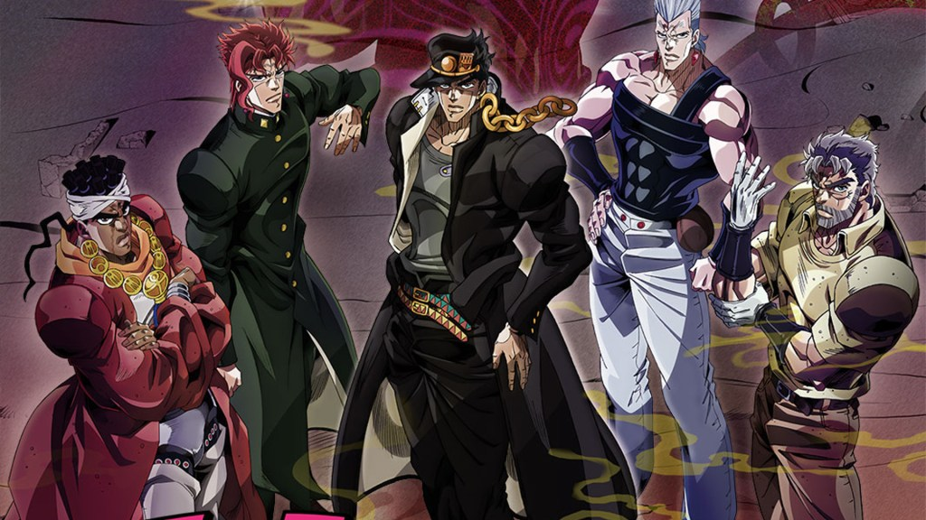 Os Stardust Crusaders
