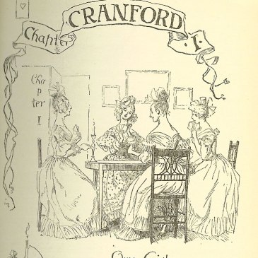 Cranford for Beginners – a talk by Libby Tempest (video)