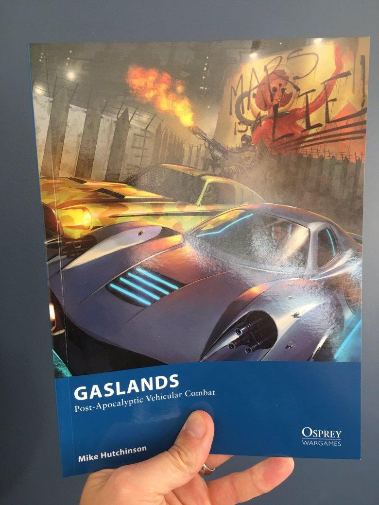 Gaslands book!