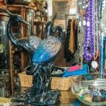 Two heron lamp