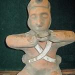 Aztek figure
