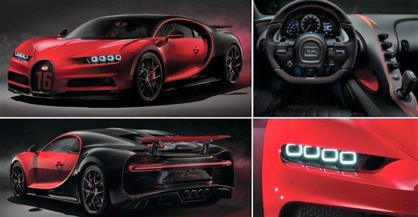 b2 - Bugatti Chiron Sport 2018