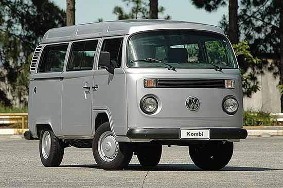v22 - VW KOMBI, início, meio e fim