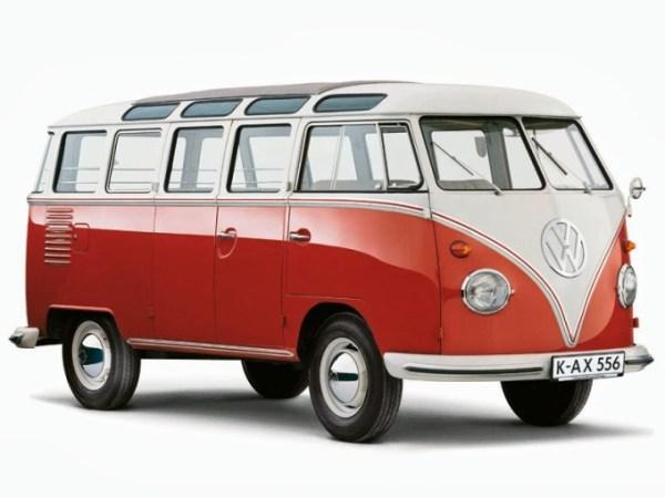 v5 - VW KOMBI, início, meio e fim