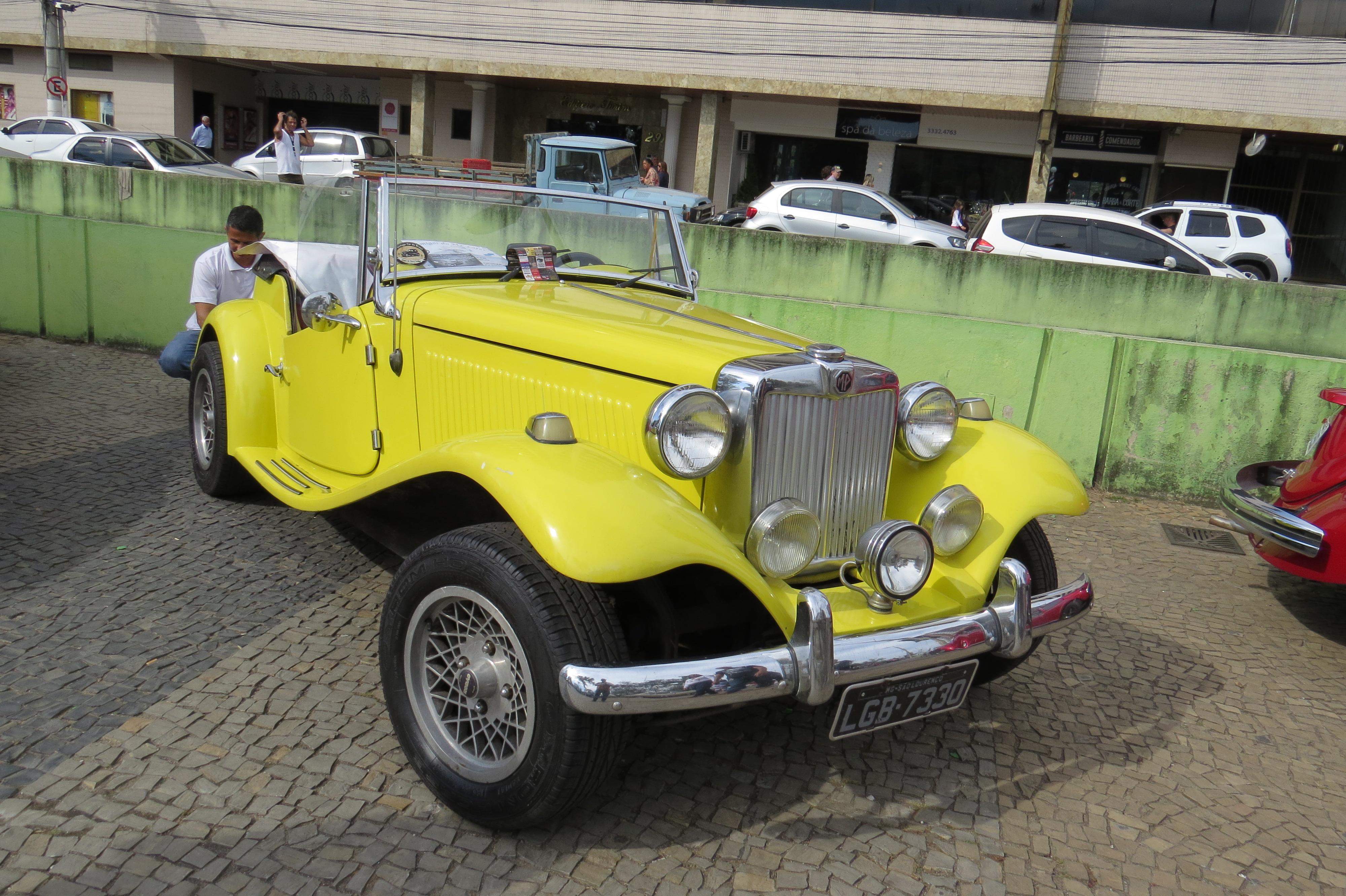 IMG 5051 - II VINTAGE CAR SÃO LOURENÇO