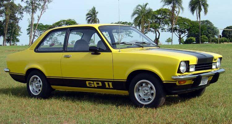 """o5 - Os 50 anos do primeiro """"Chevrolet Opala"""" produzido"""