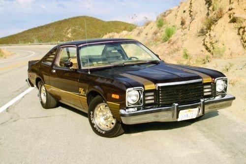 130178 500 0 - Dodge Dart e Charger no Brasil