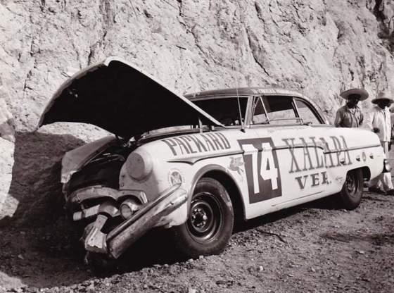 """a1 1 - A história da """"La Carrera Panamericana"""""""