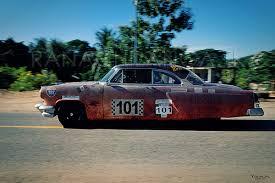 """a13 2 - A história da """"La Carrera Panamericana"""""""