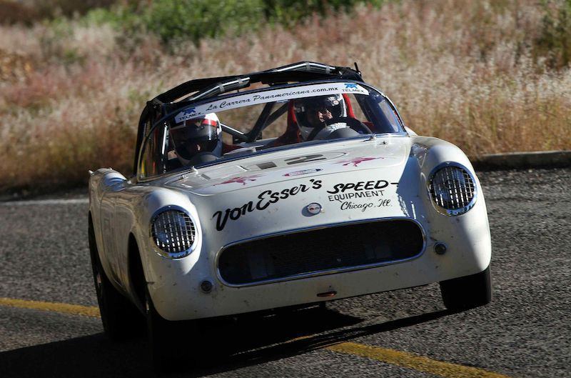 """a16 - A história da """"La Carrera Panamericana"""""""