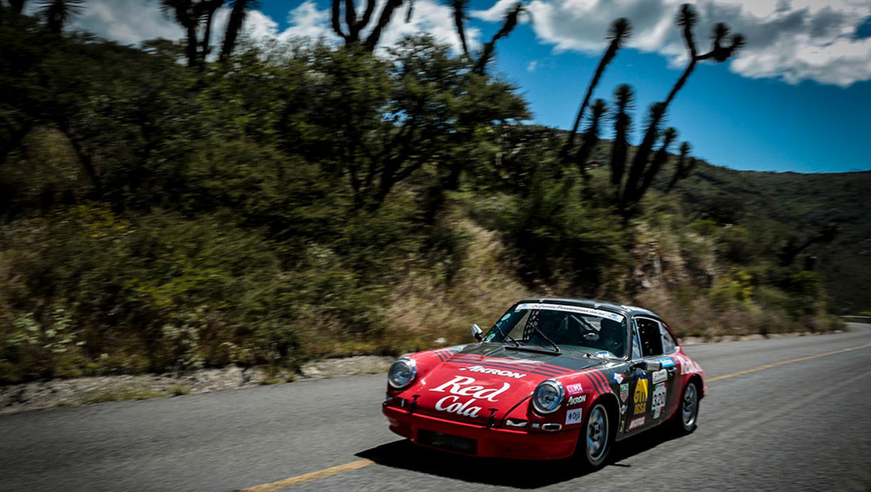 """a19 - A história da """"La Carrera Panamericana"""""""