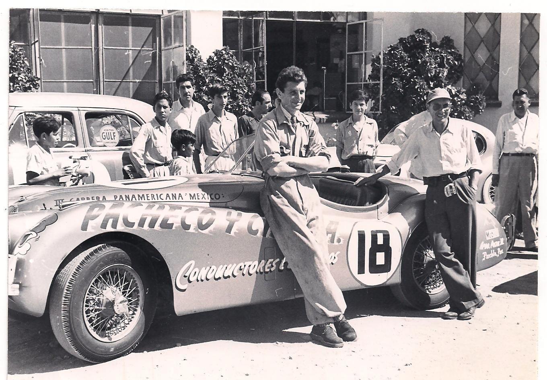 """a3 3 - A história da """"La Carrera Panamericana"""""""