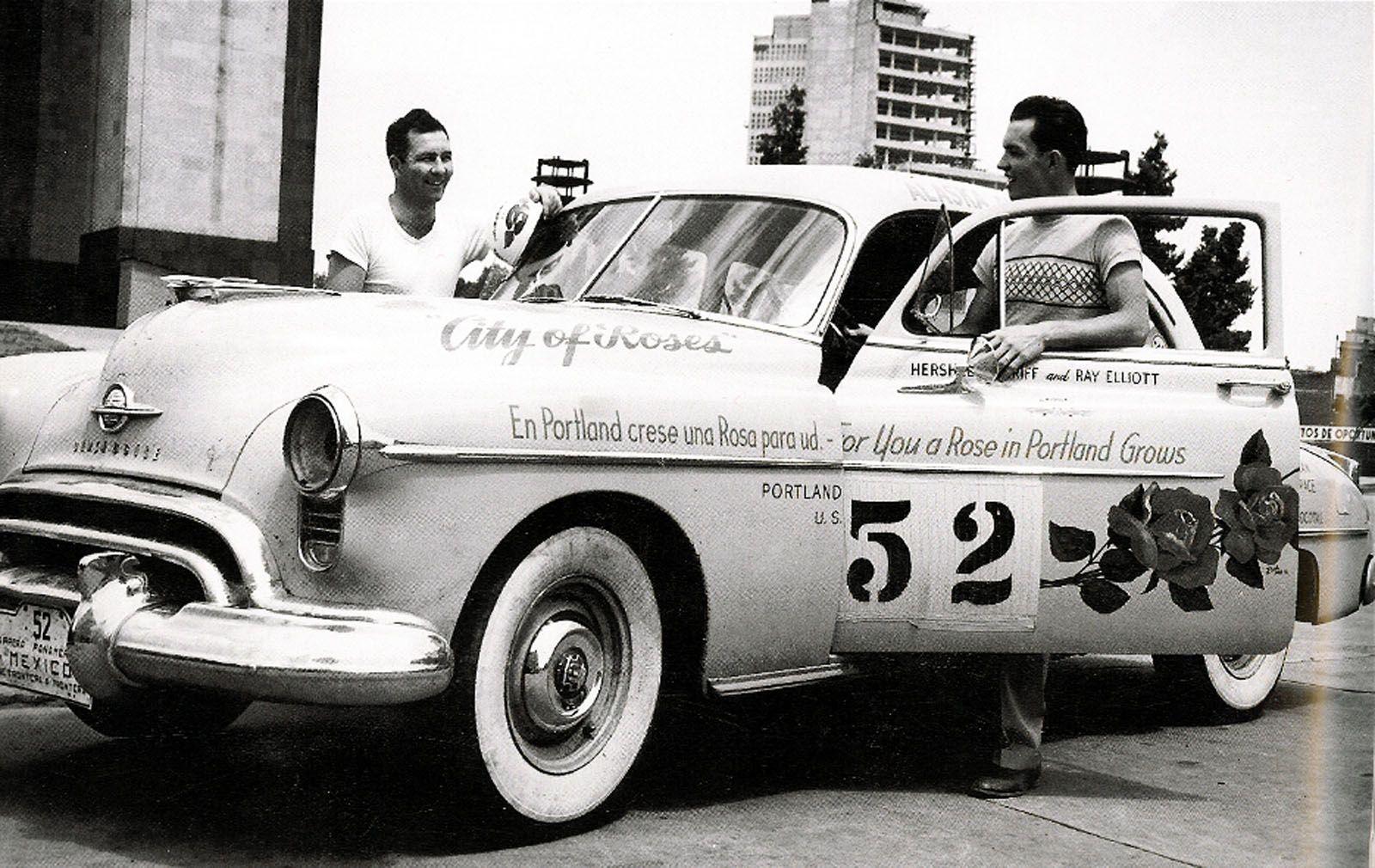 """a4 3 - A história da """"La Carrera Panamericana"""""""