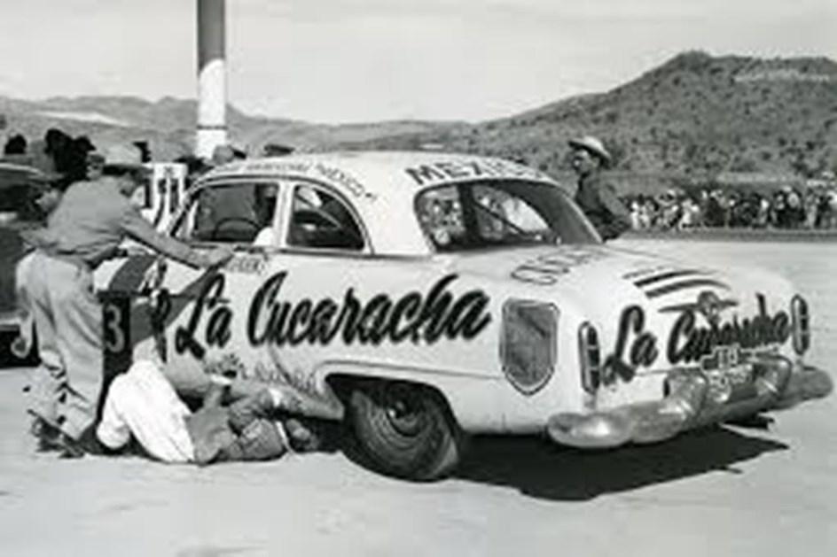 """a7 3 - A história da """"La Carrera Panamericana"""""""