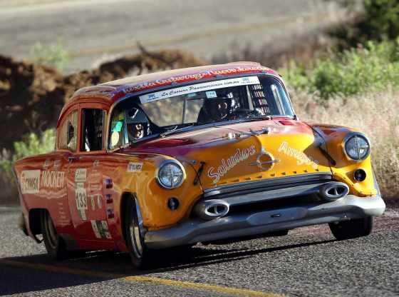 """la1 - A história da """"La Carrera Panamericana"""""""