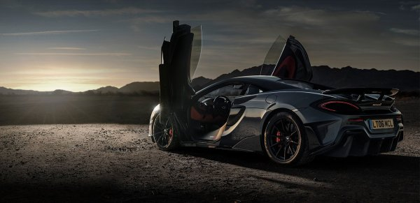 z1 - McLaren 600LT - The best driver´s car in the world