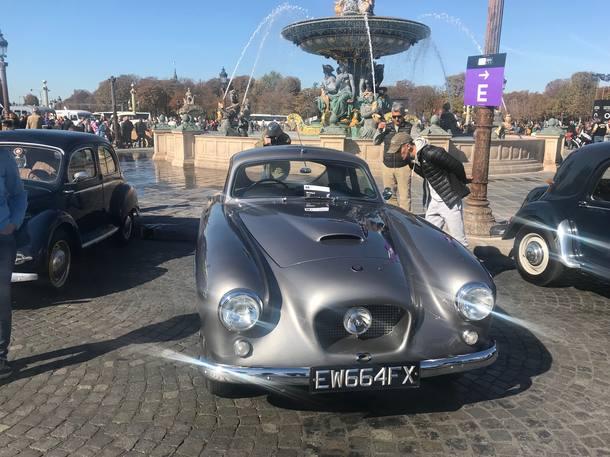 q6 - Salão do Automóvel de Paris 2018