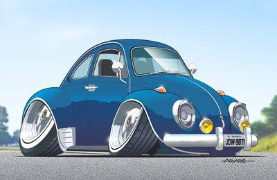 Fusca Jovino - A surpreendente trajetória do VW Fusca