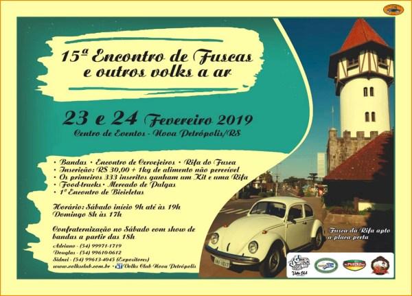 f10 - Eventos de Fevereiro - 2019