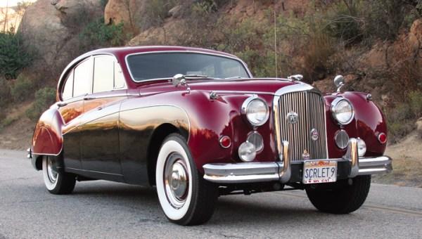 j18 - Os carros da Jaguar