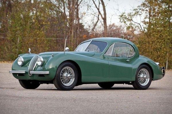 j3 - Os carros da Jaguar