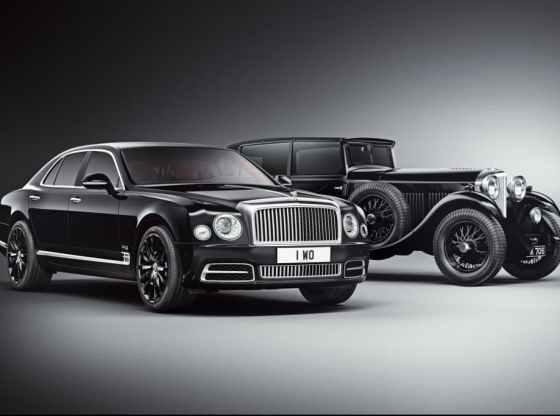 w1 3 - Bentley - 100 anos de luxo e sofisticação