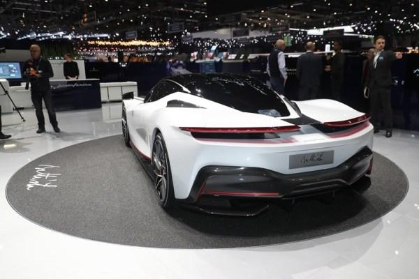 a24 - Genebra Intenational Motor Show 2019