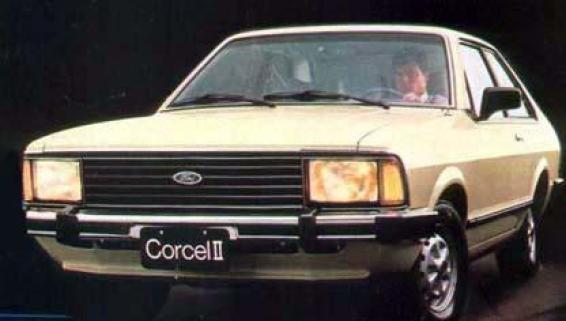 q20 - Ford Corcel e Belina