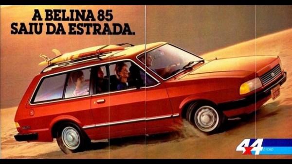 q33 - Ford Corcel e Belina