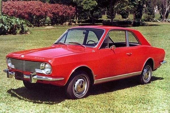 q6 9 - Ford Corcel e Belina