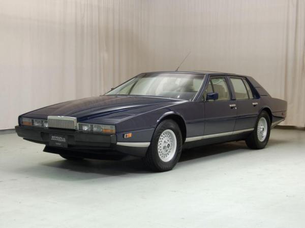 w16 3 - Aston Martin - o puro Inglês