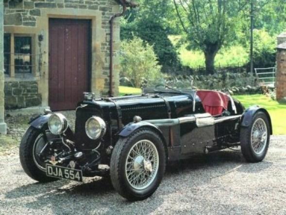 w5 3 - Aston Martin - o puro Inglês