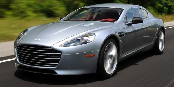 z56 - Aston Martin - o puro Inglês